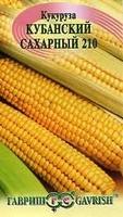 Гавриш Кукуруза Кубанский сахарный 210