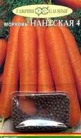 Гавриш Морковь Нантская 4 (гранулированная)