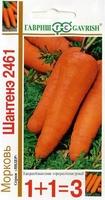 Гавриш Морковь Шантенэ 2461 (серия 1+1)